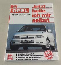 Reparaturanleitung Opel Astra GSI / GSI 16V  !
