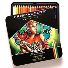 Prismacolor Premier Colored Pencils, Soft Core, 72-Count New