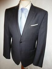 ted baker grey winter suit london range 2 piece formal 40 jacket x 34 trousers