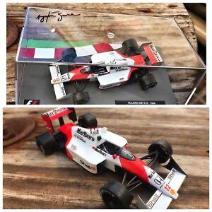 McLaren Mp4/4 1988 Senna 1:43 Calcas