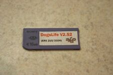 Sony MemoryStick 16 MB PMS Dogslife V2.52 Aibo ERS-210 .