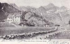 1848) PIANO DELLA MUSSA E RISTORANTE BROGGI.