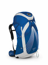 OSPREY EXOS 58L SUPERLIGHT BACKPACKING THRU-HIKING PACK Large - PACIFIC BLUE