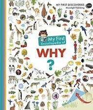 My First Encyclopedias: My First Encyclopedia of Why?-Sophie Lamoureux