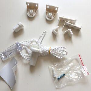 Zubehör Set Montage-Set easy Klemmfix für Klemmrollo Rollo Seitenzug Klemmträger