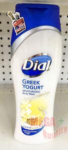 Dial Moisturizing Body Wash, Greek Yogurt 16 oz 473ml