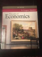 Principles of Economics: AP Edition Acceptable 2012, Hardcover 1435462122