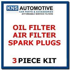 Vauxhall Corsa C 1.4 (00-03) Plugs,Air & Oil Filter Service Kit  v34p