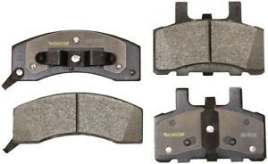 Frt Premium Semi Metallic Brake Pads  Monroe  DX845