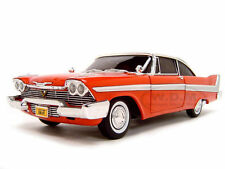 1:18 Film Model 1958 Plymouth Fury Christine with Front Light - New Ertl