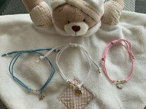 BABY LOSS MISCARRIAGE STILLBORN MEMORIAL BEREAVEMENT REMEMBER BABYFEET BRACELET