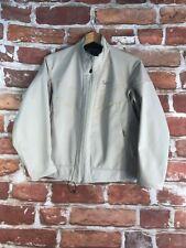 Vintage Arcteryx Women's L 12 Soft Shell Polartec Beta Oatmeal Full Zip Jacket