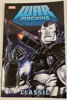 2010 Marvel Comics War Machine Classic Graphic Novel Paperback Book Volume 1