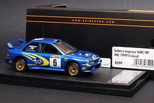 Subaru Impreza #6 1999 Finland Rally **Juha Kankkunen** -- HPI #8599 1/43