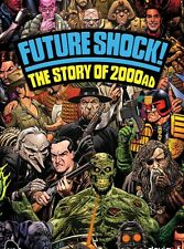 Future Shock! The Story of 2000AD DVD Paul Goodwin Judge Dredd Deadline