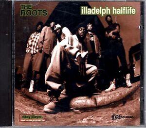 The Roots Illadelph Halftime 1996 OG CD 1st Press Album Rap Hiphop R&B