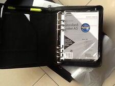 Chronoplan 50102 Timeplaner A5 Mobil business editio Kalbnappa-Leder 210x148
