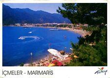 Alte Postkarte - Icmeler - Marmaris - Türkiye