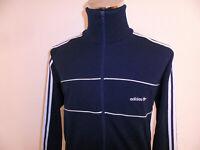 vintage hungaria 80er Jahre Adidas Trainingsjacke sport jacke oldschool D5 M