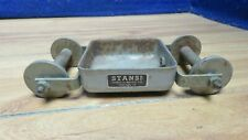 Vintage Stansi SCIENTIFIC TRAY ON ROLLING WHEELS APPARATUS 592576