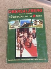 OBERSALZBERG THE BIOGRAPHY OF THE lll REICH PAPERBACK BOOK - VERY RARE (FC3-3)