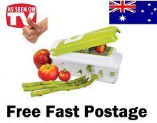 The Amazing Slicer - 12 PC Super Slicer Plus Vegetable Fruit Peeler Dicer Cutter