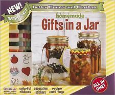 Homemade Gifts in a Jar (2004, Paperback, Gift) (Box 10)