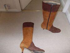 Zip Standard Width (D) Multi-Coloured Boots for Women