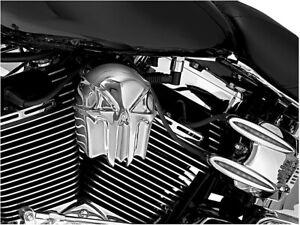Skull Horn Cover Kuryakyn Chrome 7718