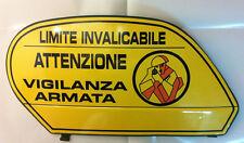 Adesivo plancia SX Piaggio Vespa sorveglianza - adesivi/adhesives/stickers/decal