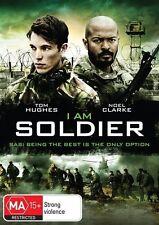 I AM SOLDIER...TOM HUGHES...REG 4...NEW & SEALED