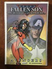 Fallen Son: The Death of Captain America(2007, Marvel)8 Books High Grade Variant
