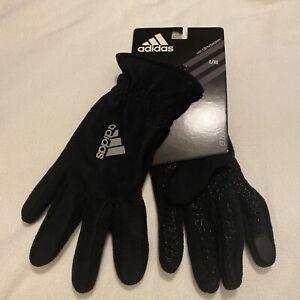 Men's Adidas Climawarm Running Gloves (XL)