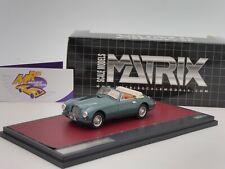 "Matrix MX40108-051 # Aston Martin DB2 Vantage DHC open Bj. 1951 "" grün "" 1:43"