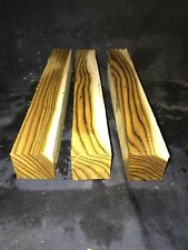 1 Pc Staghorn Sumac CALL Bottle stopper Blanks Very Nice Color 2 x 2 x 12