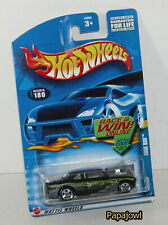 Hot Wheels 2002 Collector # 180 Ford Shoe Box Ghost Rider Hot Rod