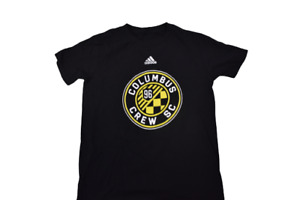 adidas Youth Boys MLS Columbus Crew SC Shirt New S(8)