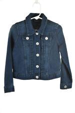 Gap Kids Girls Coats & Jackets Denim Jackets Xs Blue Cotton