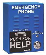 Viking Electronics E-1600-65A Emergency Phone With 5 Number Dialer