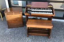 1955 Hammond C3 Organ w/ reverb & Leslie 145 Speaker - worldwide shipping B3 etc