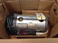 U.S. Motors EZ15S1HZ 160ZBS 15 HP 200 V 3430 RPM Submersible Hyd Pump Motor New