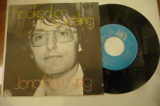 "JONATHAN KING""HOOKED ON A FEELING-disco 45 giri UK Italy 1971"""