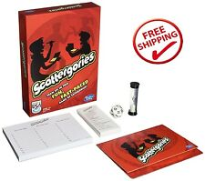 Scattergories Board Game High Quality Fun Party Toys for Children All Ages NEW