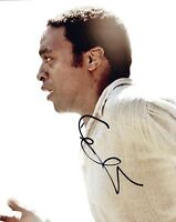 Chiwetel Ejiofor Signed Autographed 8x10 Photo 12 Years A Slave COA VD