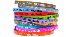 Multibandz Learn Maths Times Table Wristband Education Aid Bracelet Handband