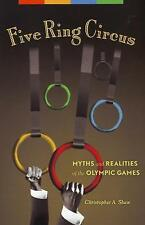 Five Ring Circus: Myths and Realities of the Olympic Games-ExLibrary