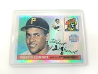 ROBERTO CLEMENTE 2001 TOPPS ARCHIVES RESERVE REPRINT #17 PIRATES