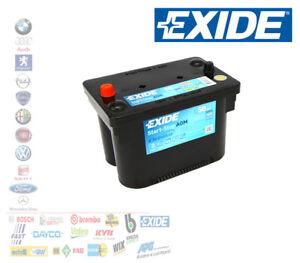 BATTERIA PER AUTO FIAT FREEMONT AGM START STOP 50 AH DX 800A EXIDE EXCELL EK508
