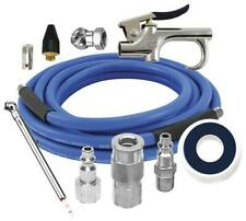 10 Piece- Campbell Hausfeld Air Hose Kit, Includes 25 Foot Air Hose, Tools