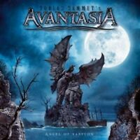 "AVANTASIA ""ANGEL OF BABYLON"" CD NEW"